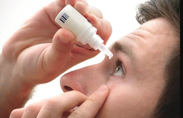 cara menggunakan tetes mata yang benar
