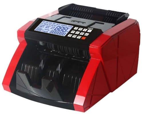 mesin hitung uang Tissor T1100L garansi 2 tahun