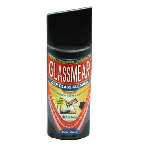 pembersih jamur kaca mobil Glassmear Car Glass Cleaner
