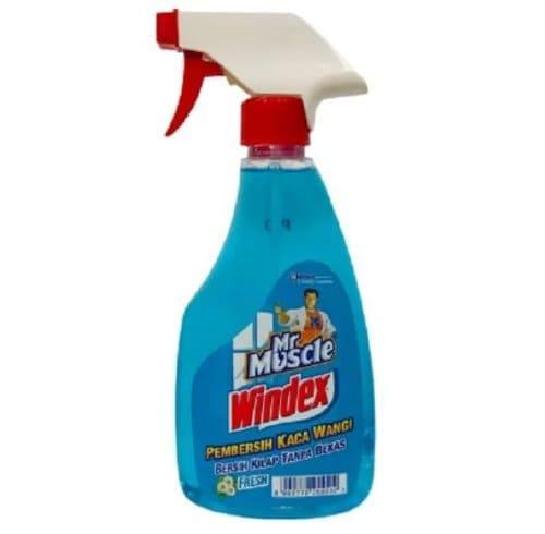 pembersih kaca Mr Muscle Windex