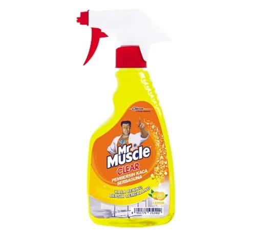mr muscle lemon