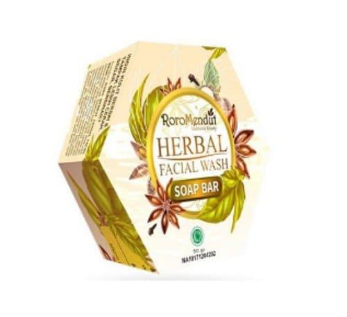 sabun pemutih Roro Mendut Herbal Soap Bar