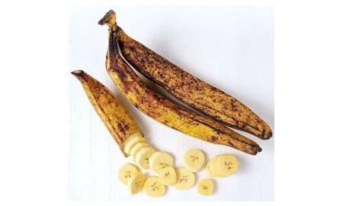 bibit pisang tanduk asli