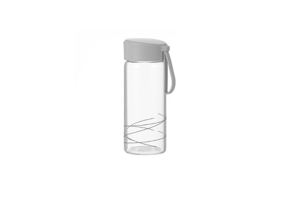 botoll infused water kaca miniso