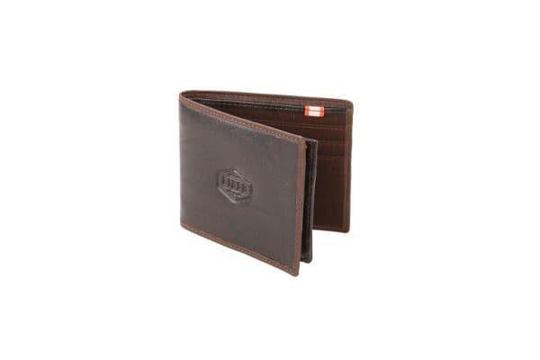 dompet kulit murah Eiger Leatherian Wallet
