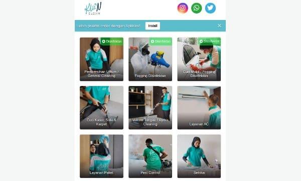 jasa cleaning service kliknclean