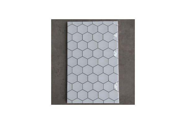motif heksagonal