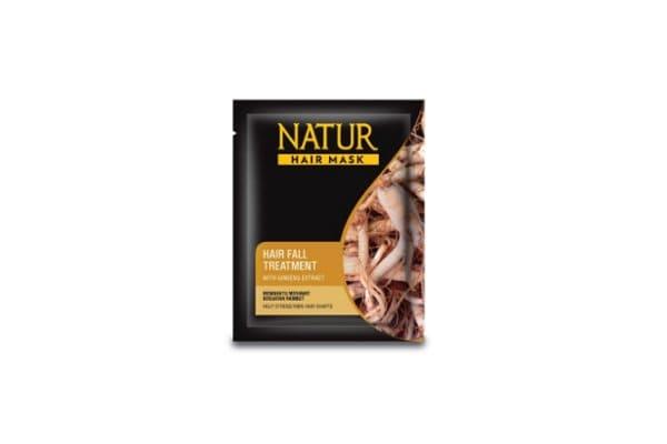 natur hair mask ginseng