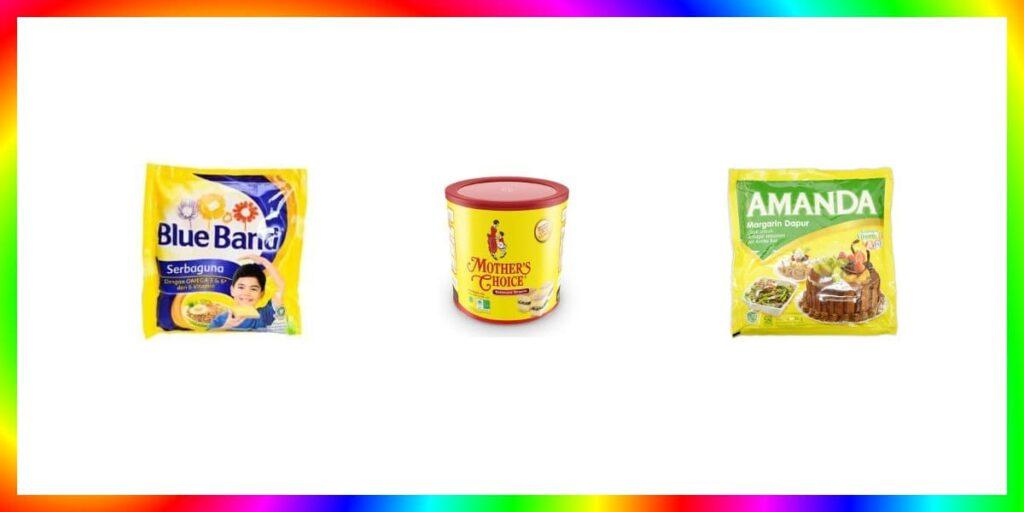merk margarin terbaik