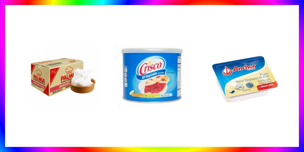 10+ Mentega Putih dan Kuning Terbaik Paling Populer