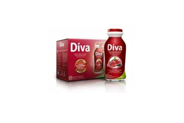 minuman kolagen diva beauty drink