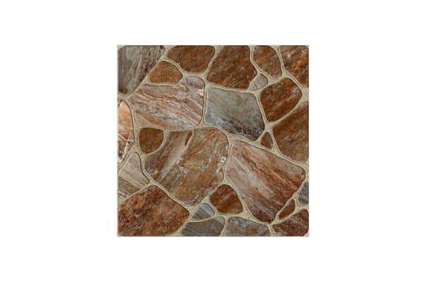 motif keramik lantai kamar mandi tema alam