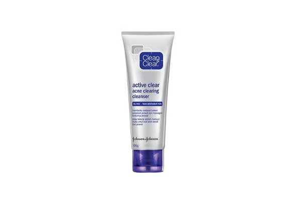 Clean and Clear Acne Clearing Cleanser