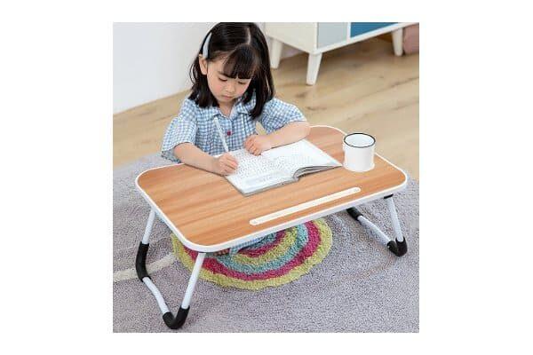 meja belajar portable anak aonez