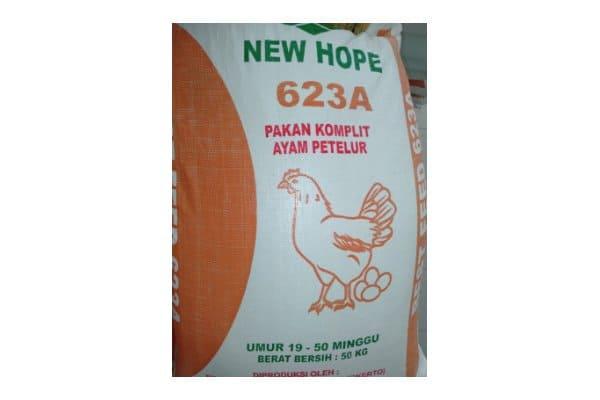 pakan ayam New Hope 623A