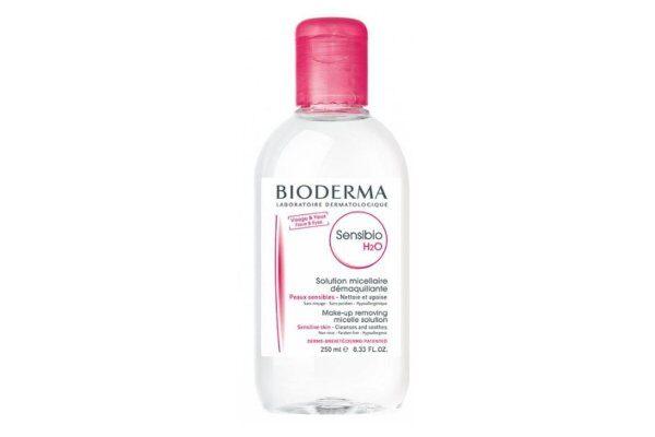 bioderma sensibio h2o make up remover