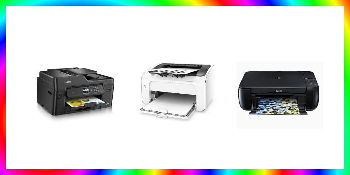 7 Printer Terbaik Harga Murah Mulai 600 Ribuan Keatas